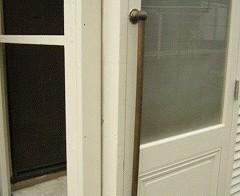 ドアの金具 2