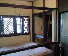 ベッドルーム・窓枠パーテーション設置 14