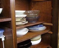 食器棚 2