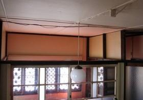 ベッドルーム・扇風機 1