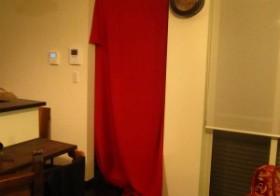 彼女部屋扉のイメージ図