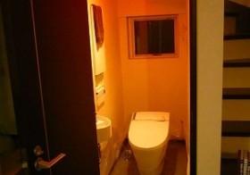 トイレとりあえずの改装4