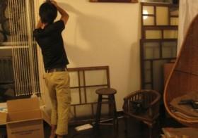 二階ゲストルーム・昭和レトロに模様替え2
