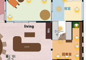 クローゼット廊下計画14 クローゼット本体1