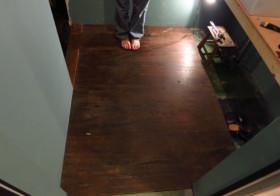 洗面所21 床板2