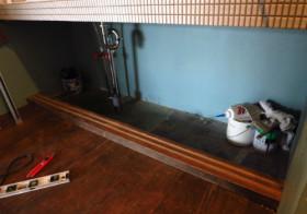 洗面所37 洗面下の棚1