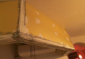 ソファ上の垂壁4
