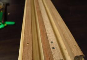 引き戸壁作り6