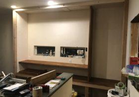 食器棚5…とご報告